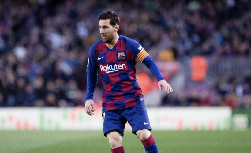 Messi Bild Spielintelligenz